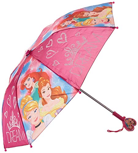 Disney PRR63723AV Umbrella, Pink, One Size ()