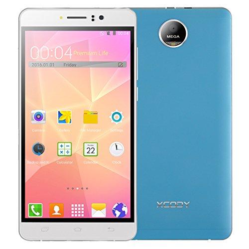 Xgody Y12 Unlocked Smartphone Blue product image