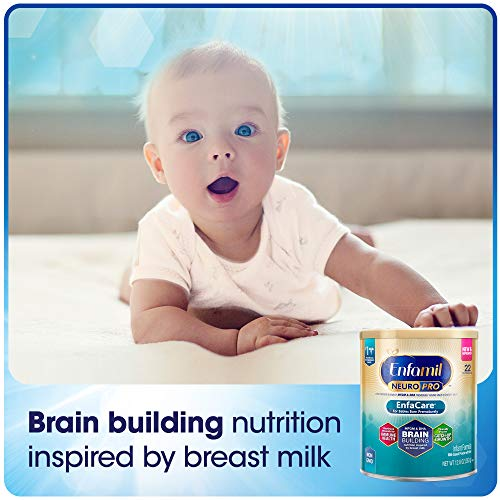 Enfamil NeuroPro EnfaCare Infant Formula - Brain Building Nutrition with Clinically Proven Growth Benefits for Premature Babies - Powder Can, 12.8 oz (Pack of 6) by Enfamil (Image #6)