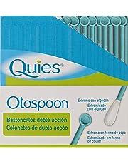 Quies Otospoon Bastoncillos Para Los Oidos 100Ud Quies 1000 g