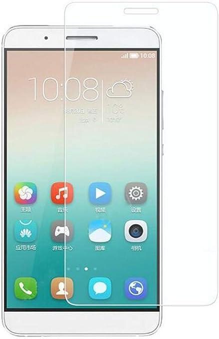 Color : White Black 25 PCS Full Screen Full Glue Anti-Fingerprint Tempered Glass Film for Huawei Honor 7S YINZHI Screen Protector Film Clear