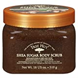 Tree Hut Shea Sugar Body Scrub, Brazilian Nut 18 oz (Pack of 7)
