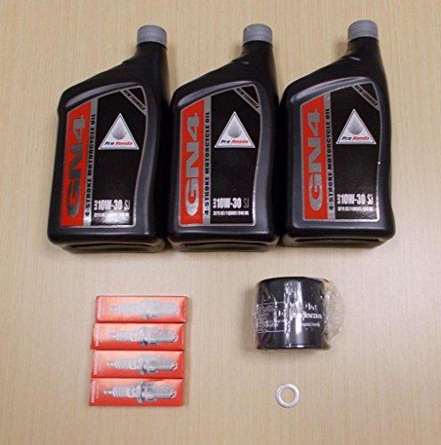 New 1999-2007 Honda VT 600 VT600 Shadow VLX OE Basic Oil Service Tune-Up Kit
