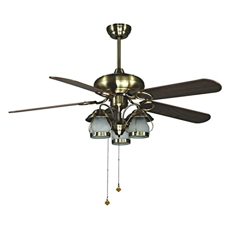 Tropicalfan europe style modern ceiling fan with 3 frosted glass tropicalfan europe style modern ceiling fan with 3 frosted glass lampshades indoor living room mute 3 aloadofball Images