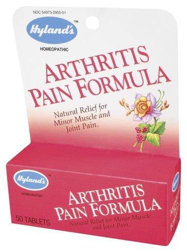 Formule Arthritis Pain Par Hylands homéopathique - 50 Comprimés