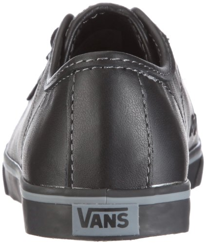 Vans W FERRIS LO PRO VJW0LA4 Damen Sneaker Schwarz/(Leather) black/chrome