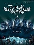 The Dethklok -- The Dethalbum: Authentic Guitar TAB, Book & DVD (Authentic Guitar-Tab Editions) by Dethklok (2009-01-01)