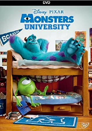 Amazon monsters university dvd billy crystal john goodman monsters university dvd voltagebd Gallery