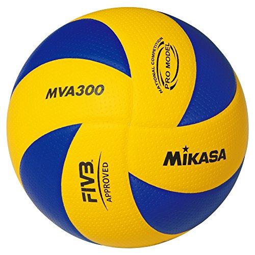 MIKASA(미카사)  발리볼 배구공 검정구 5 호공 MVA300 배구공