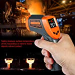 LOadSEcr's Home Improvement Tools, Mini held LCD Digital Non-Contact IR Infrared Thermometer Temperature Tester Multi Hand Tools