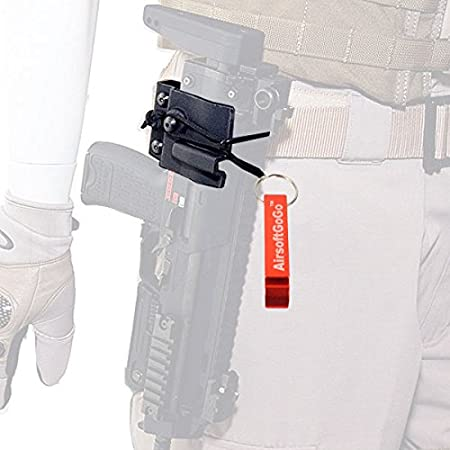 R4 AirsoftGoGo Llavero Incluido New Design Speedy Holster para Marui KSC KWA VFC WELL MP7A1 MP7 Airsoft SMG