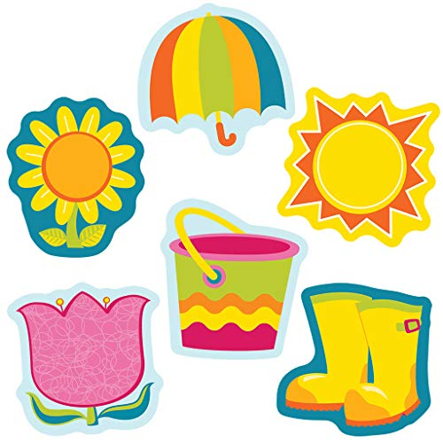 Spring Mix Mini Cut-Outs -