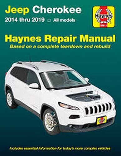 haynes 2000 jeep cherokee - 3