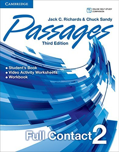 By Jack C. Richards - Passages Level 2 Full Contact (3rd Edition) (2014-09-19) [Paperback] pdf epub