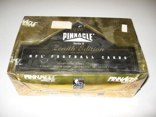 (1996 Pinnacle Zenith Football Series 2 Box)