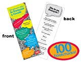 All 3 Styles of French Bookmark (100 of Each)