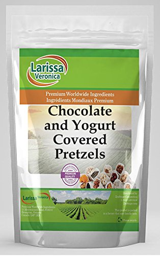 Chocolate and Yogurt Covered Pretzels (16 oz, ZIN: 524989) - 3 Pack by Larissa Veronica