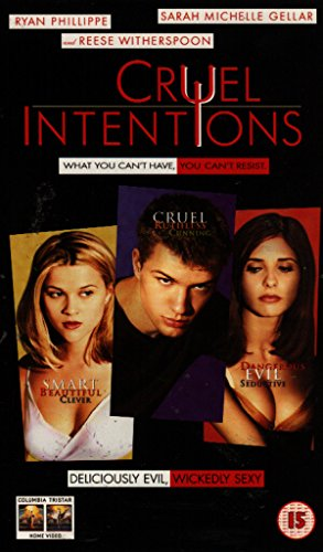 Cruel Intentions [VHS]
