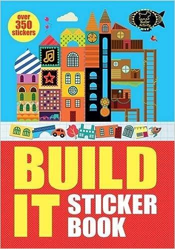 Book Build It: Sticker Book (Sticker Activity) by Lauren Farnsworth (2015-09-03)