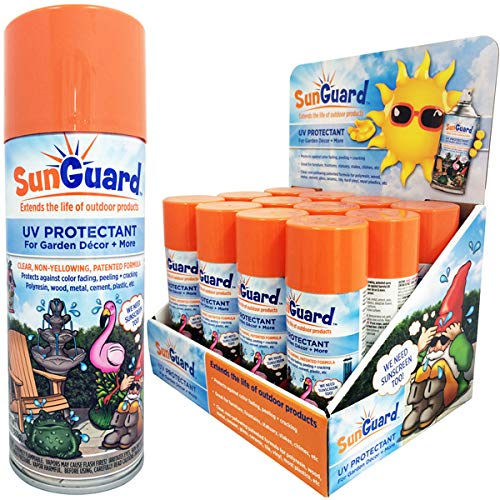 SUNGUARD UV Protectant Spray for Outdoor Decor, Furniture & More to Prevent Fading, Peeling and Cracking by SUNGUARD (Image #3)