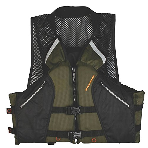 Stearns Comfort Series Collared Angler Vest