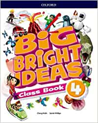 Big Bright Ideas 4. Class Book: Amazon.es: Cheryl Palin