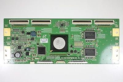 """Toshiba 46"""" 46XV540U LJ94-02309L LCD T-Con Timing Board Unit"""