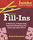 img - for Jumbo Grab A Pencil Book of Fill-Ins book / textbook / text book
