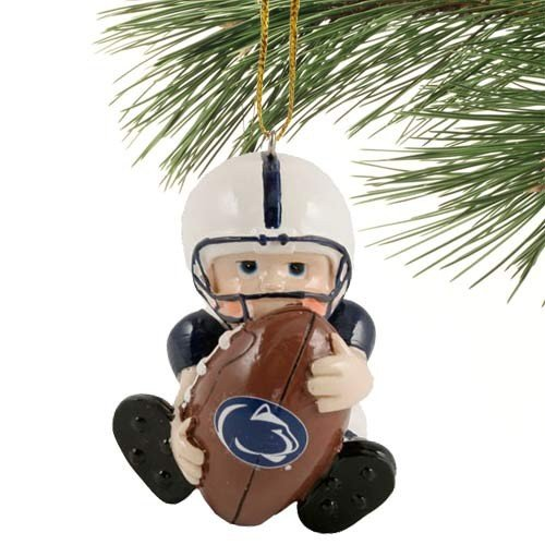 NCAA Penn State Nittany Lions Lil' Fan Football Player Acrylic Ornament