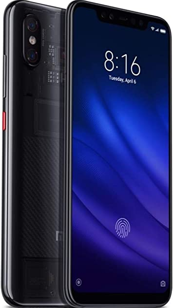 Xiaomi mzb7000eu Mi 8 Pro Smartphone 15,9 cm (6,26 Pulgadas), 8 + ...
