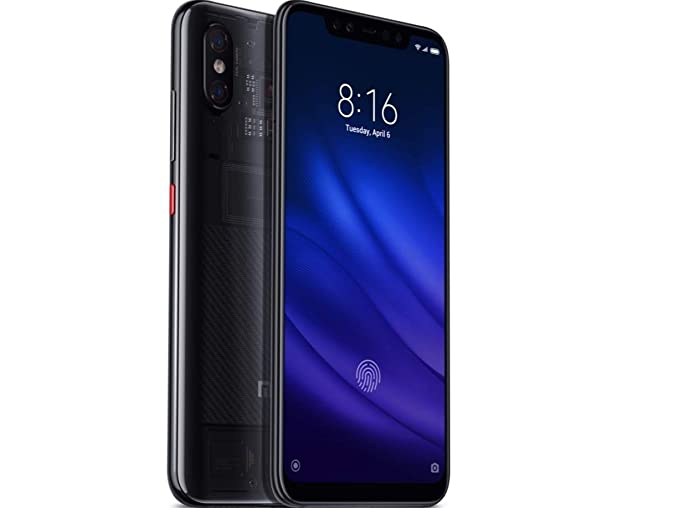 aaacf31c550ce Amazon.com  Xiaomi Mi 8 Pro (128GB