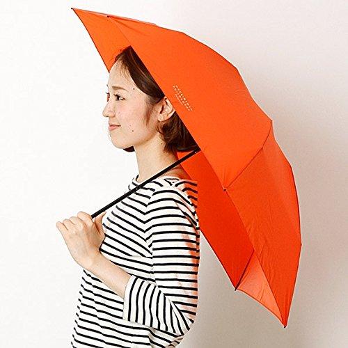 マッキントッシュ フィロソフィー(MACKINTOSH PHILOSOPHY) 【軽量約84g!】【14色展開】ユニセックス折りたたみ傘(バーブレラ Barbrella(R)) B01HK98YRO 50CM オレンジ オレンジ 50CM