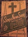img - for Sing a New Song book / textbook / text book