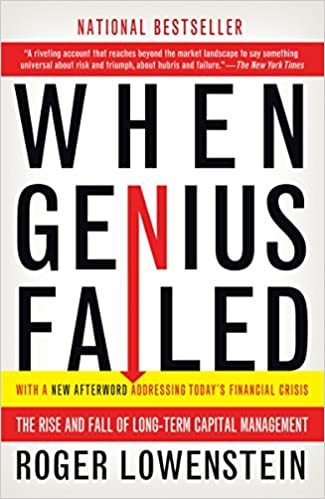 Libro Epub Gratis When Genius Failed: The Rise And Fall Of Long-term Capital Management