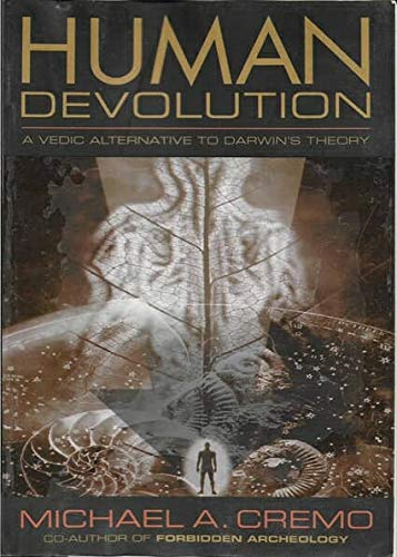 Krishna Book Store Devotional Books Human Devolution- A Vedic Alternative To Darwin's Theory By Michael A. Cremo