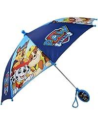 Boys' Little Paw Patrol Character Rainwear Umbrella, Dark Blue, Age 3-6