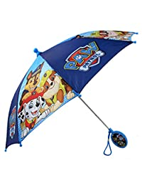 Nickelodeon Little Paw Patrol - Paraguas para niños, diseño de la Patrulla Canina