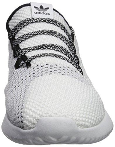 adidas Men's Tubular Shadow CK Originals Running Shoe White/White/Core Black myWwhRAISn