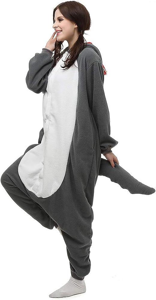 Adulto Cosplay Pigiama Animali Unisex Costume Party Tuta Costumi Sleepwear