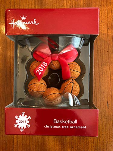 Basketball 2018 Hallmark Christmas