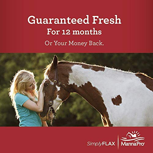 Manna Pro Simply Flax for Horses, 8 Pounds (Pack of 2) by Manna Pro (Image #4)