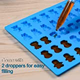 Silicone Candy Gummy Bear Molds - Chocolate Molds