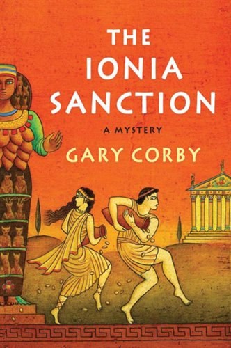 The Ionia Sanction (Mysteries of Ancient Greece Book 2)