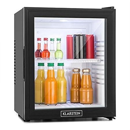 Klarstein MKS-10 - Minibar, Mini nevera, Nevera para bebidas ...