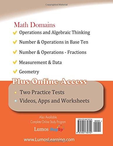 Georgia Milestones Assessment System Test Prep: 5th Grade Math ...