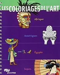 Les coloriages de l'art par Jack Garnier