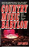 Country Music Babylon, Jeff Rovin, 0312950276