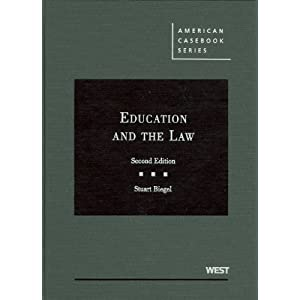 Education and the Law (American Casebook Series)