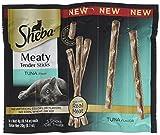 Sheba Meaty Tender Sticks Tuna Flavor Cat Treats (5 Treats), 0.7 oz - Pack of 10