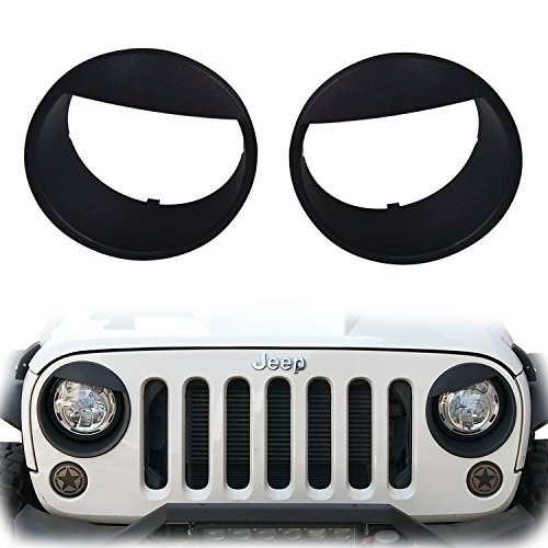 jeep wrangler grill cover - 9